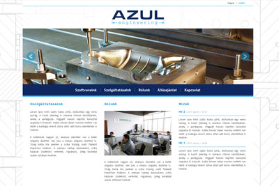 Azul Engineering Kft.